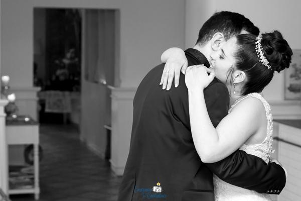 Il ballo degli sposi, fotografie durante il ricevimento