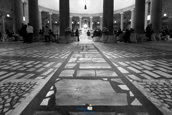 Matrimonio Santo Stefano Rotondo a Roma