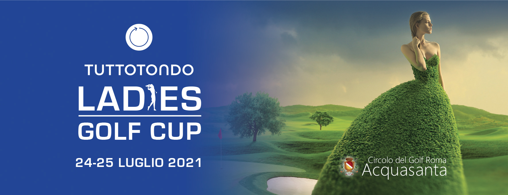 Ladies Golf Cup by Tuttotondo