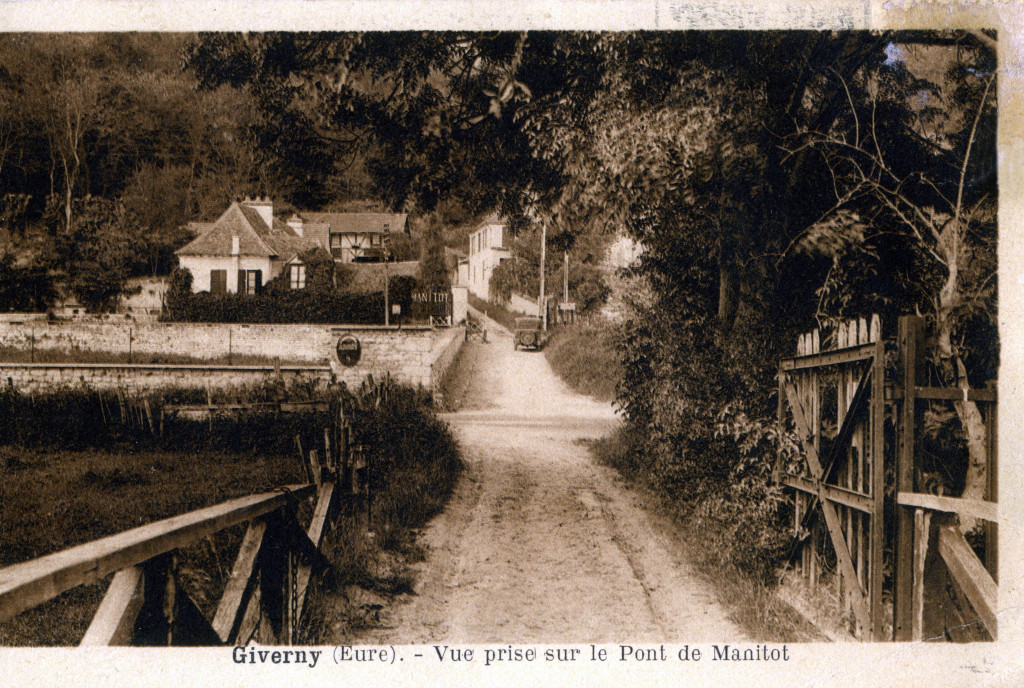 GIVERNY 1938