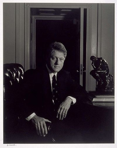 13 : BILL CLINTON