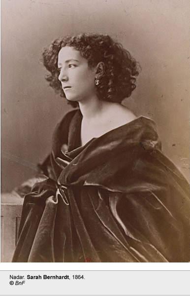 SARAH BERNHART