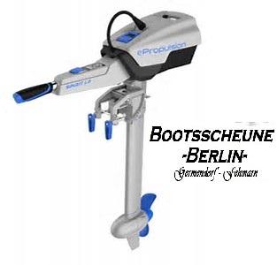 Epropulsion Elektro Bootsmotoren