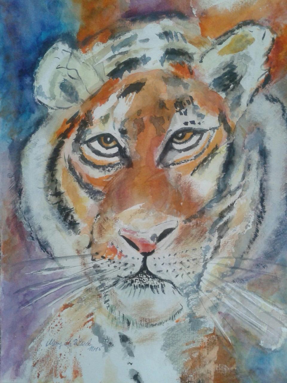 Tiger Morgentor