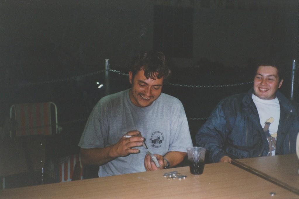 Pokerrundi Osogna