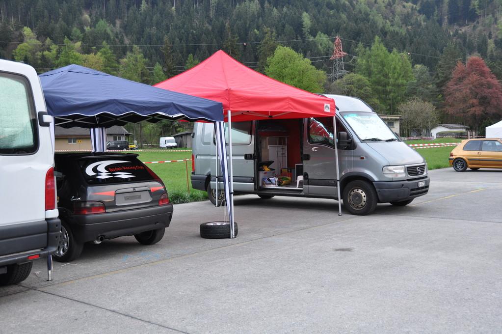 Fahrerlager Mühlemanns