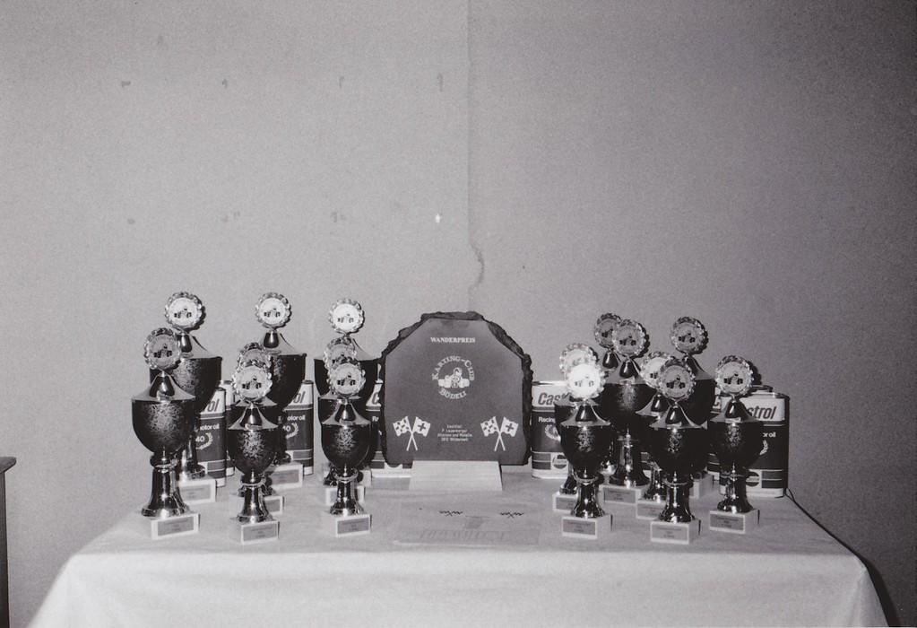 Pokale 1995