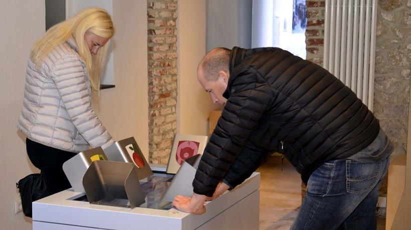 Die 14. Stolberger Museumsnacht hat zahlreiche Besucher angezogen und mit einer ansprechenden Mischung aus Kunst, Musik, Kabarett, Kulinarischem, Kunsthandwerk und mehr begeistert. Fotos: Dirk Müller