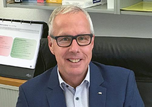 Peter Muntwyler, Hauptagent