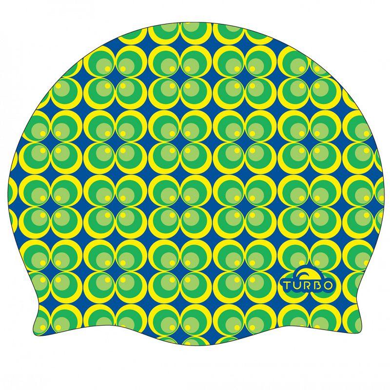 Gorros impresos natación - Turbo México 1363dd2ed64