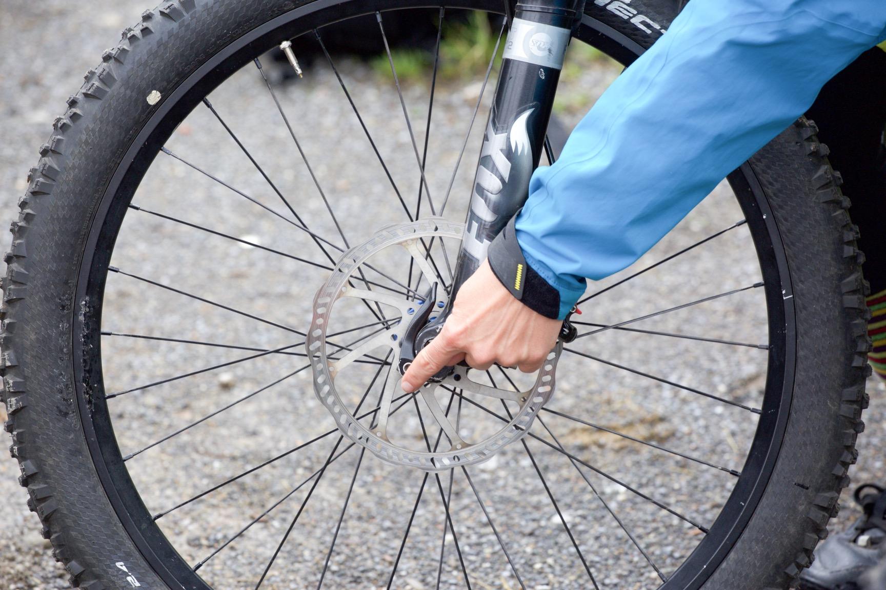 Lerne Dein Mountainbike kennen