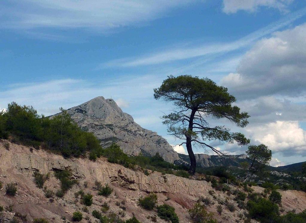 Massif de la Sainte-Victoire