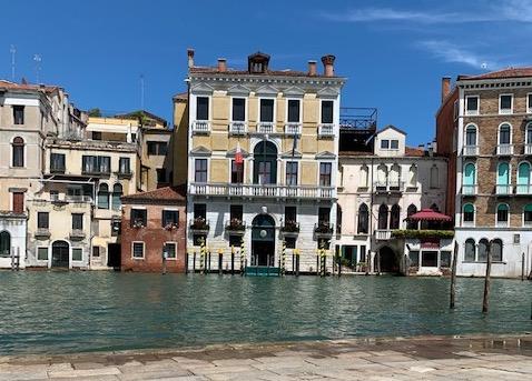 Venedig kurz nach dem Lockdown mit ganz besonderem Charme