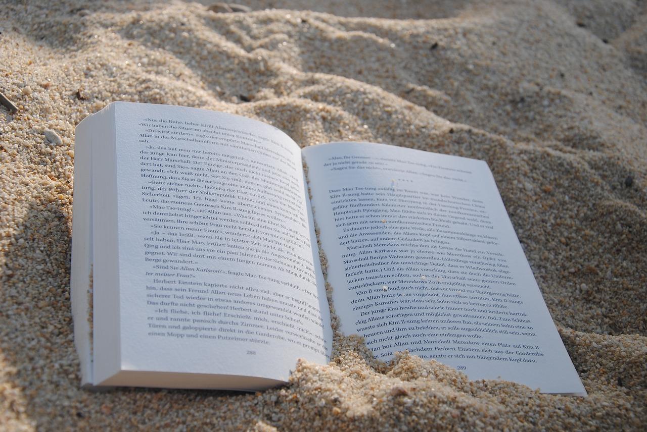 Buch-Tipps - meine Sommerlektüre 2021