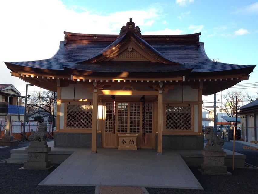 尼崎市潮江素盞嗚神社