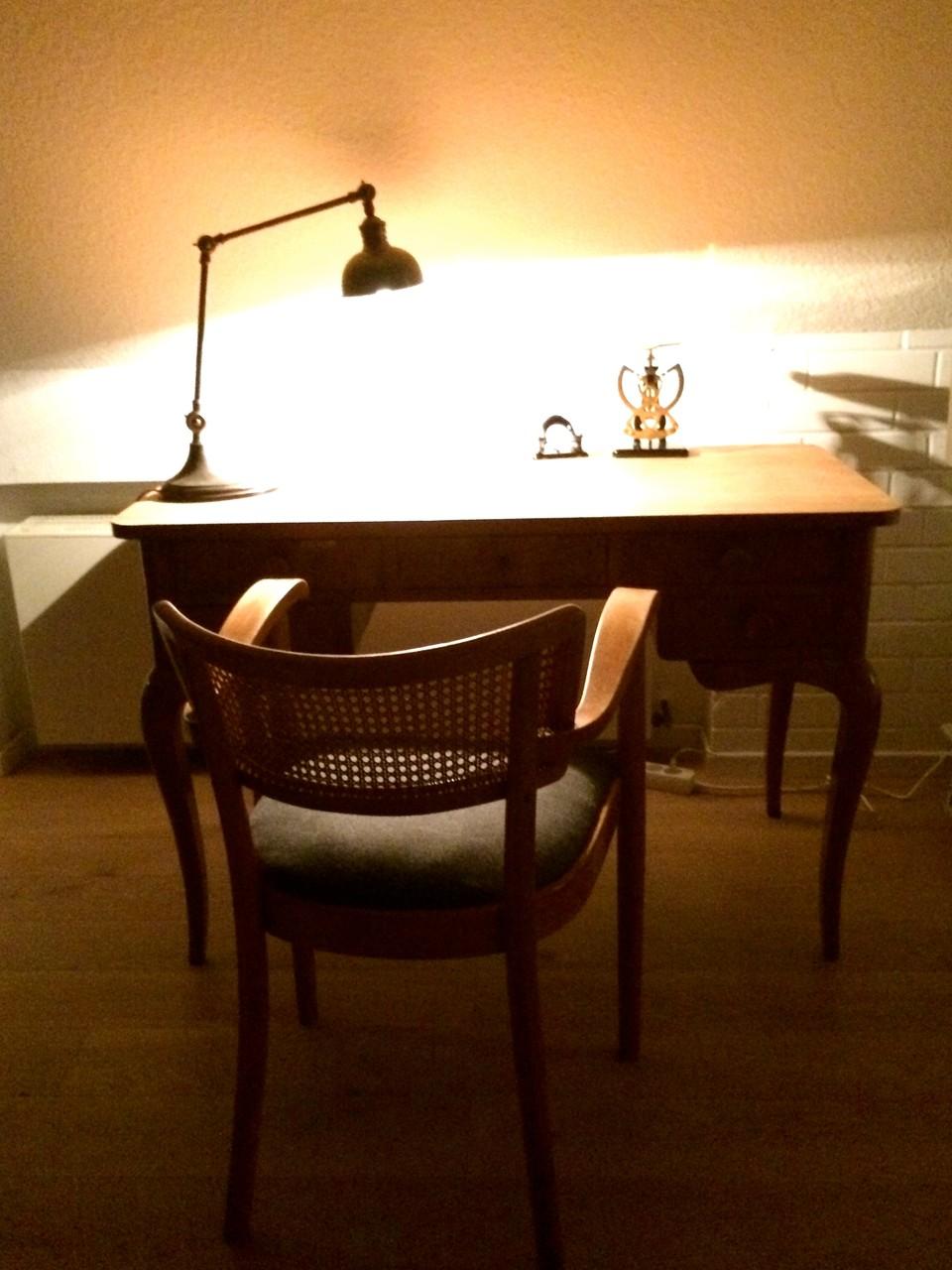 Schreibplatz