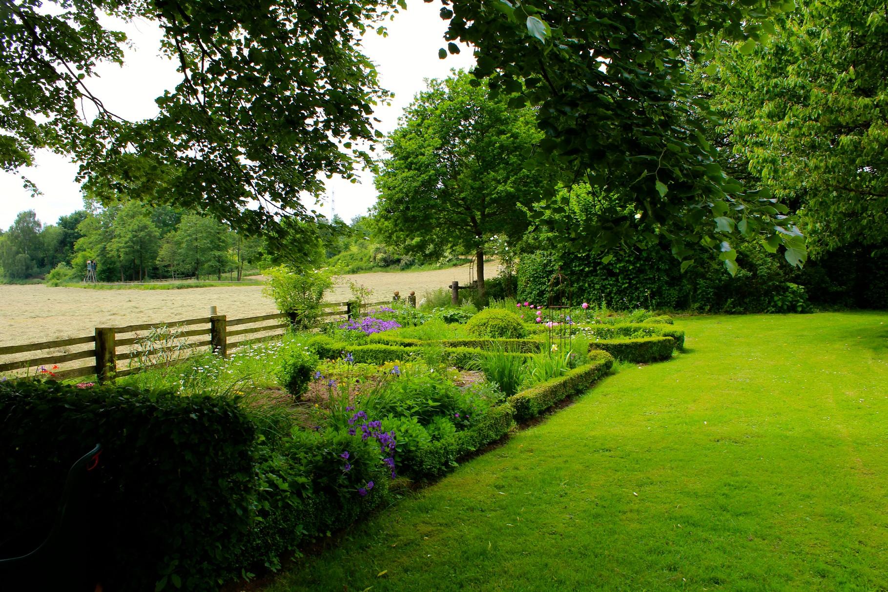 Cottage-Garten