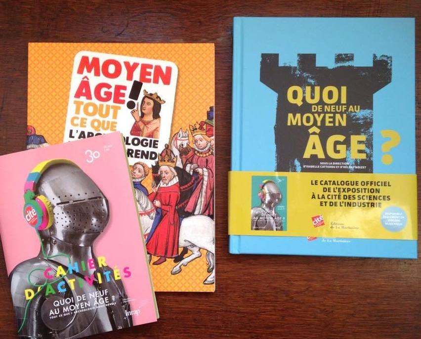 Catalogue d'exposition et cahiers d'activités pour les enfants à partir de 8 ans