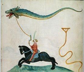 """""""Serf-volante"""", Bibliothèque de l'université de Göttingen"""