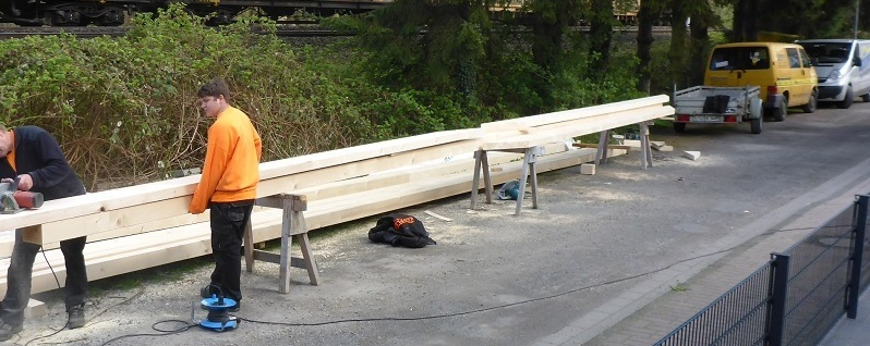 """Carport mit Holzkonstruktion, """"Stade - Campe"""" (2) - Foto: KÄPPLER BauTischlerei"""