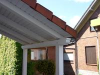 """Vordach aus Holz """"Stade"""" (3) - Foto: KÄPPLER BauTischlerei"""