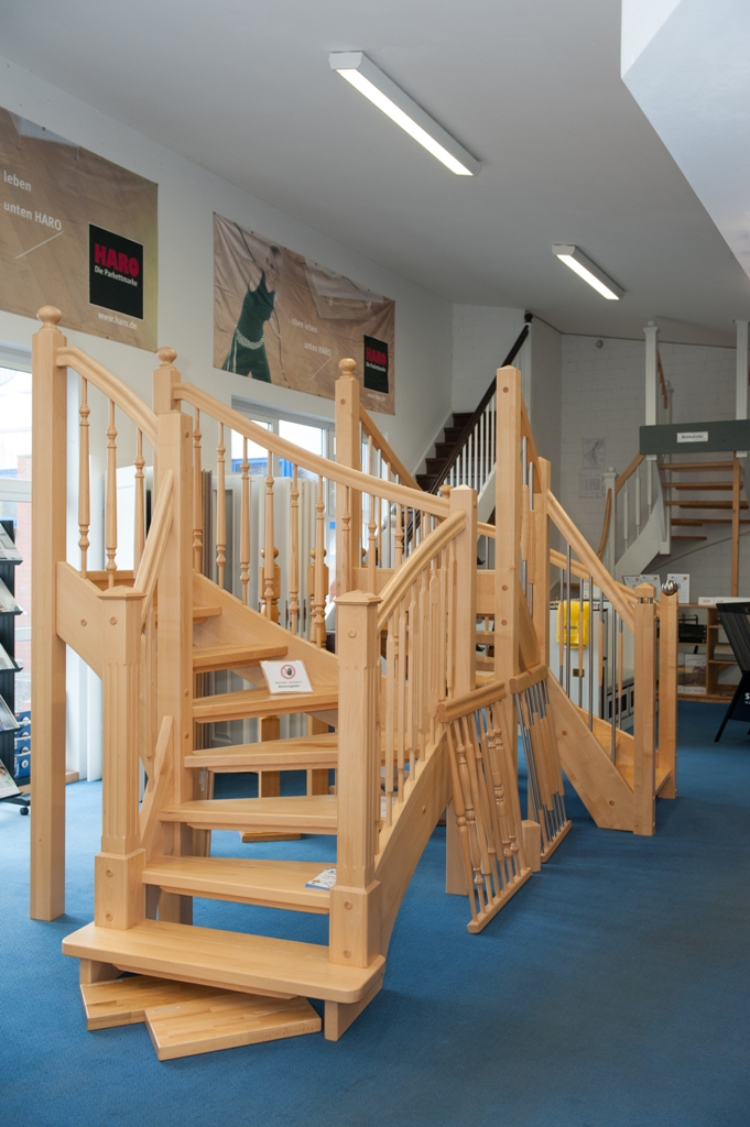KÄPPLER BauTischlerei - Ausstellung