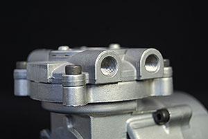 株式会社ケントクの特徴(3)型から部品完成までの一貫工程生産