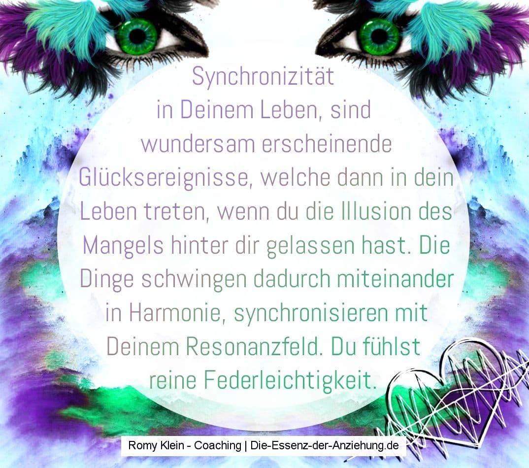 Synchronizität