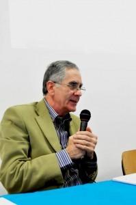 L'autore Antonio Mencarelli.