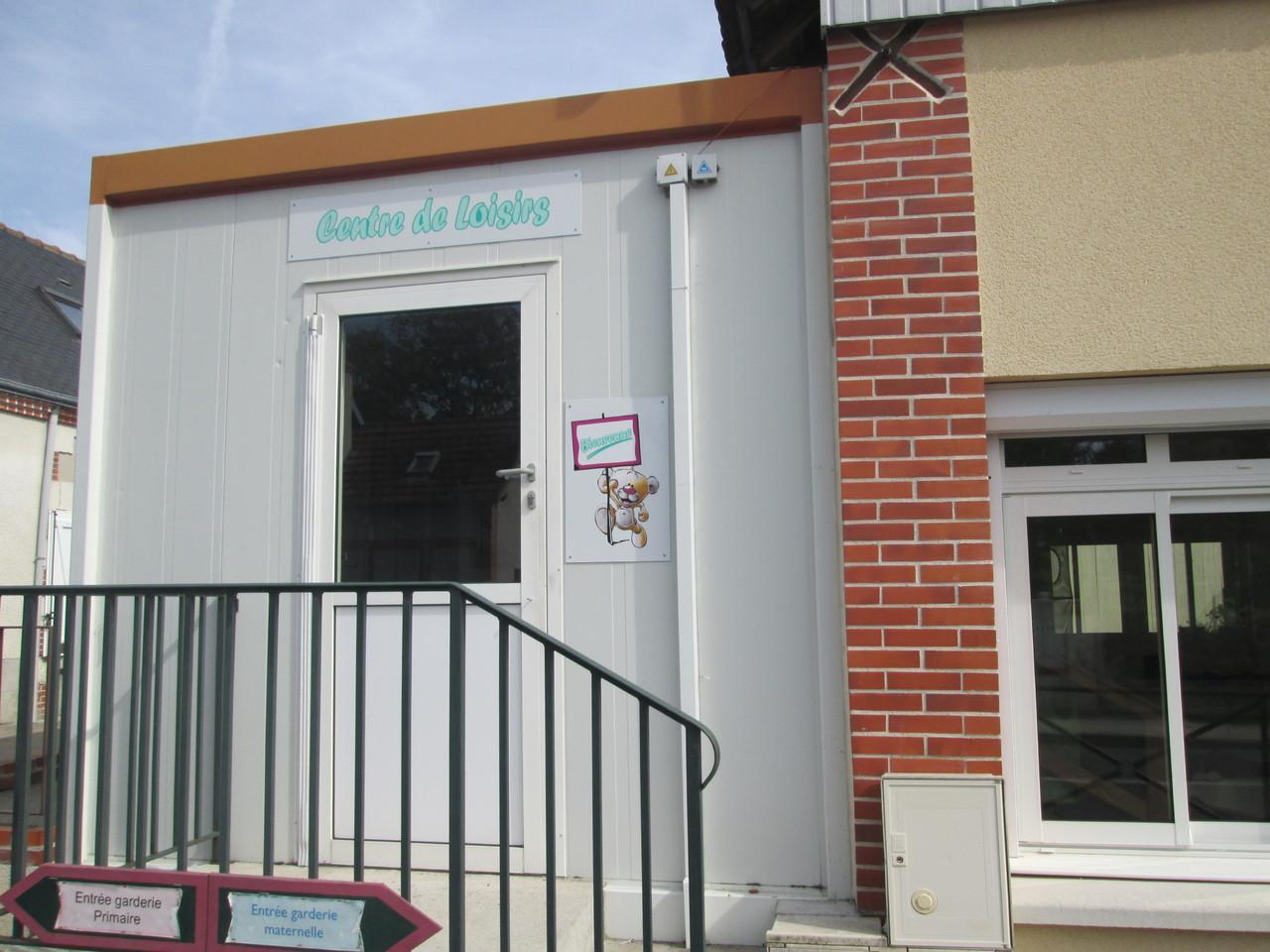 Centre de loisirs de Pruniers-en-Sologne - Le bureau