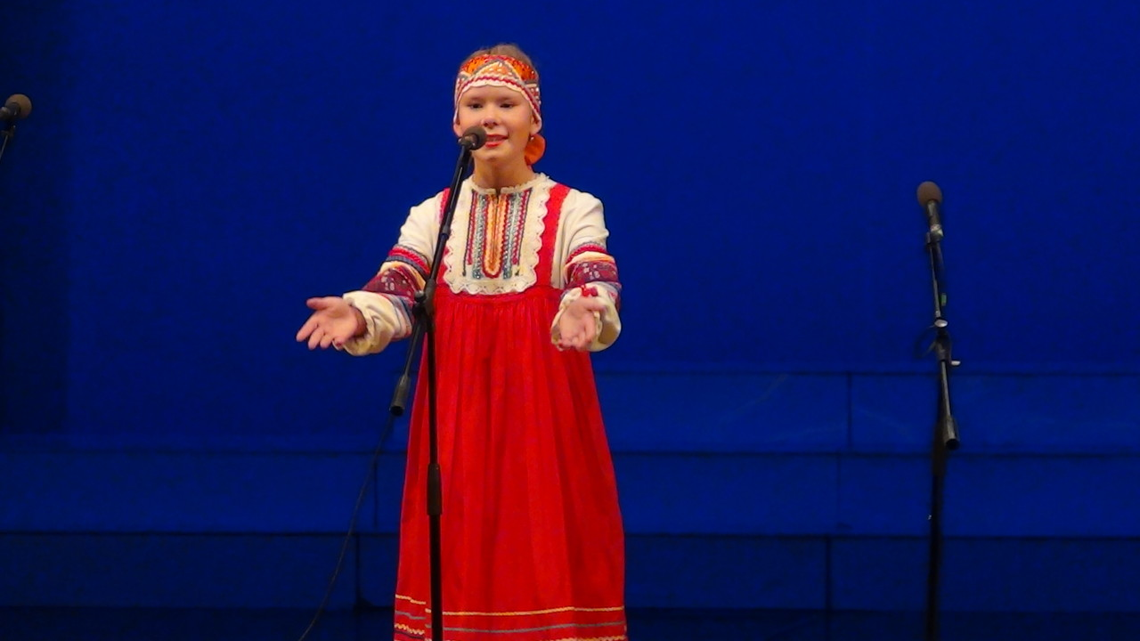 Леукина Светлана-дипломантка фестиваля.