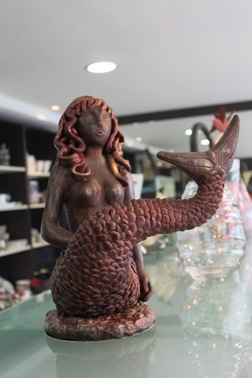 La sirène, Chocolaterie Gonzalez