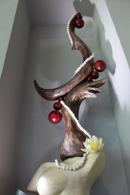 La déesse de Jacou, Chocolaterie Gonzalez