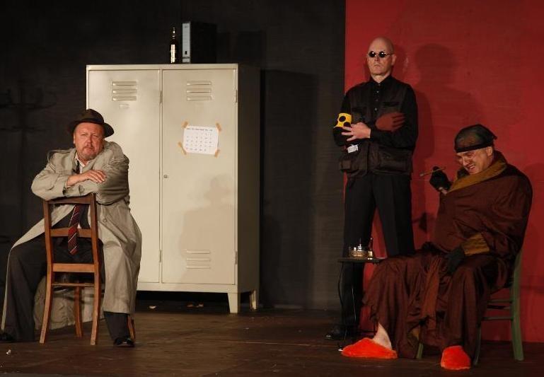 Der Schnüffler und der Geschäftsmann (3)