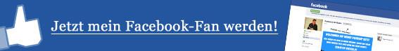 Jetzt mein Facebook-Fan werden!