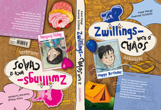 Zwillingschaos-Cover