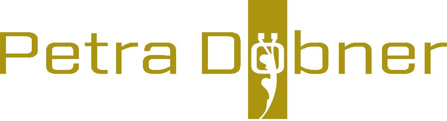 Corporate und Web-Design für die Dachmarke Petra Döbner, Frankfurt, Logo © Susanne Barth, The Creative Associates