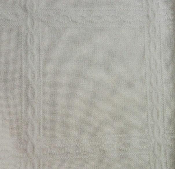 Bianco PENVEAT Tela in Tessuto 100/% Cotone con Ricamo Aida Tela //// Tela con Tessuto a Punto Croce Aida Tela in Tessuto Aida 14CT // 11CT // 9CT 25x25cm 11CT