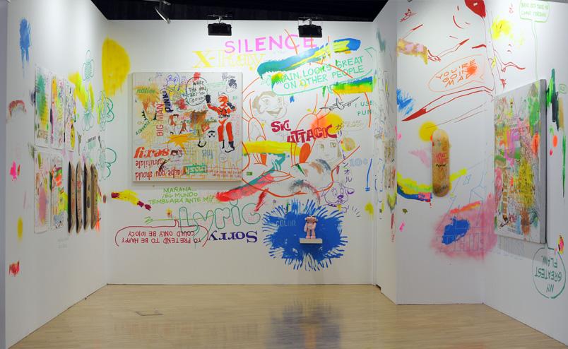 Arte Santander 2016.  Espacio Alexandra. Santander.
