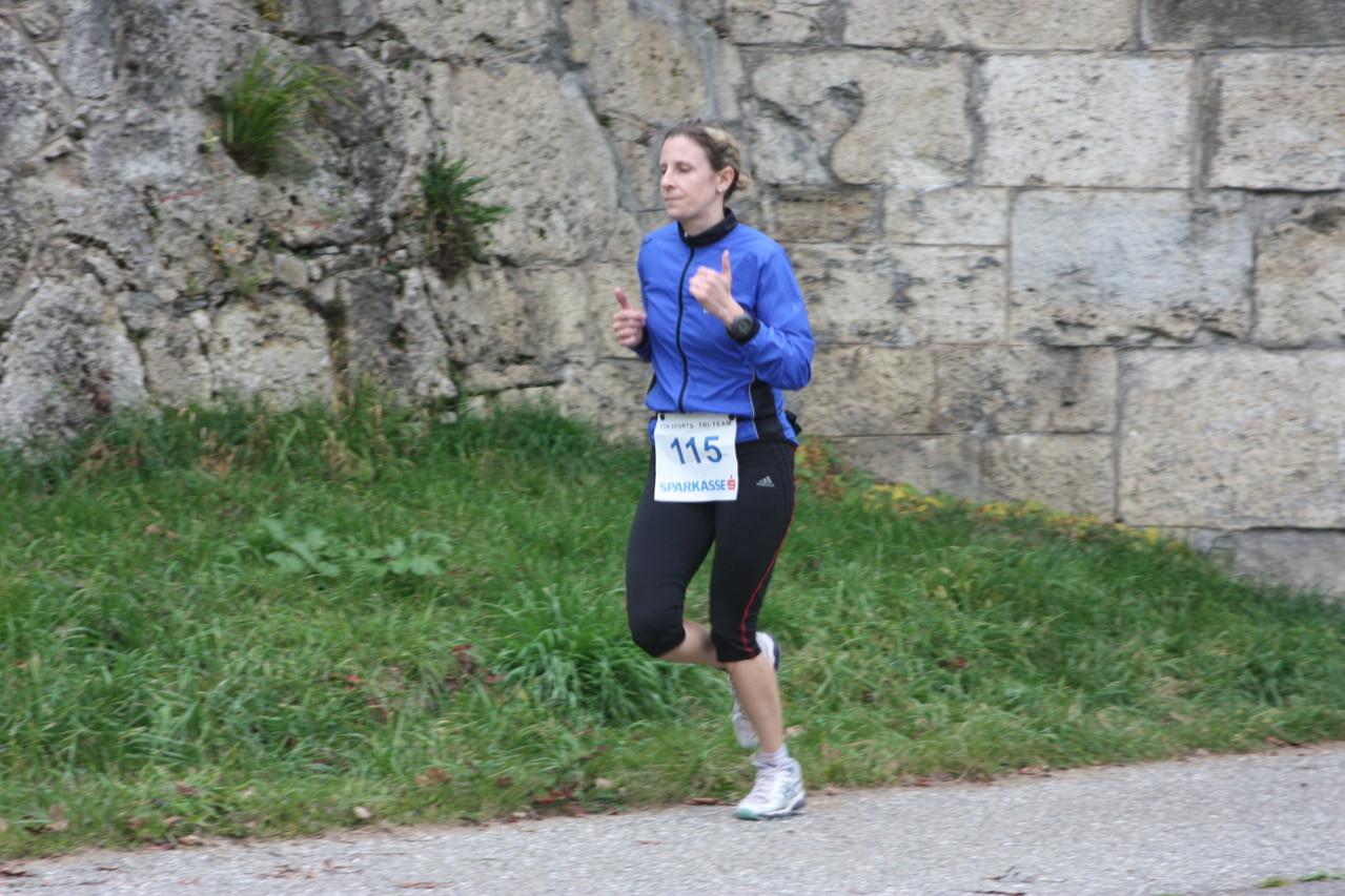 Jutta Eppich - VM 3. schnellste Frau M30: 3. Platz