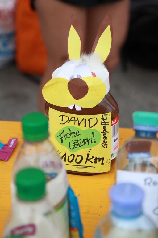 km100 - Nutella für die Sieger ;-)