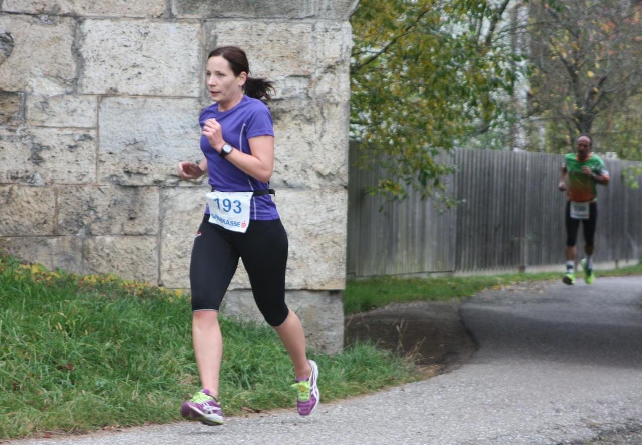 Bettina Mesotitsch - VM  2. schnellste Frau M:30 1. Platz
