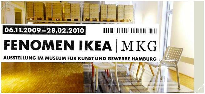 Ausstellungsbau, Ikea