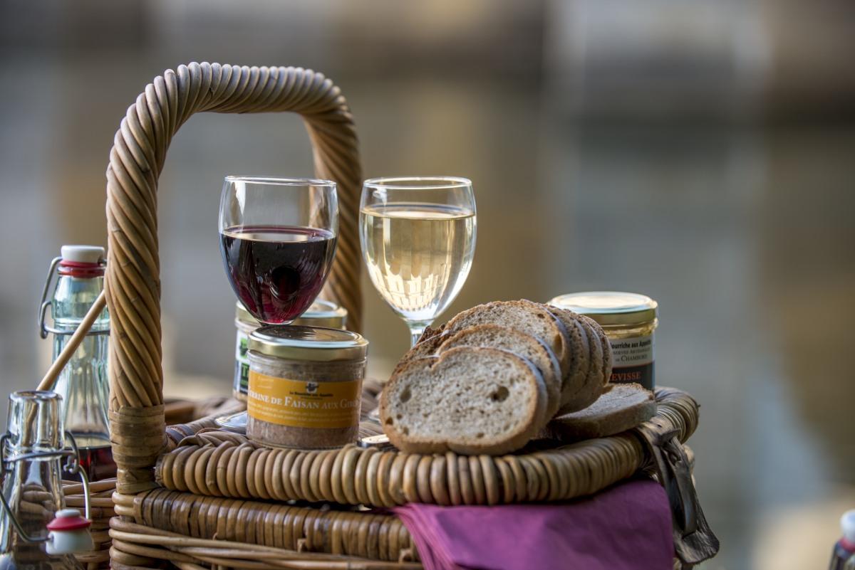 Vignes et bons vins @JF Souchard