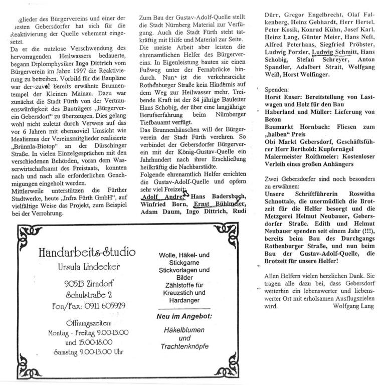Blättla Seiten 3,4