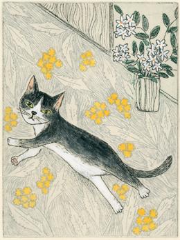 『黒と白の猫』小沼丹著