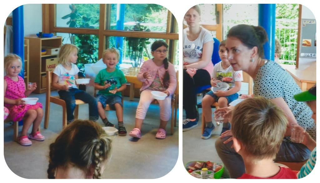 """Thema """"Zucker & Zähne"""" im Kindergarten"""