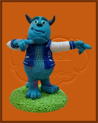 SULLIVAN DE MONSTER INC.