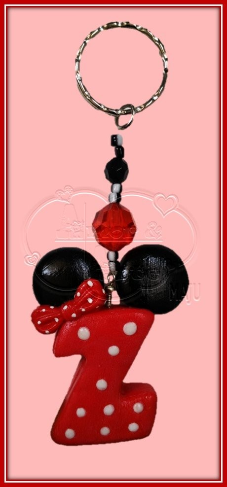 INICIAL PERSONALIZADA MINNIE MOUSE