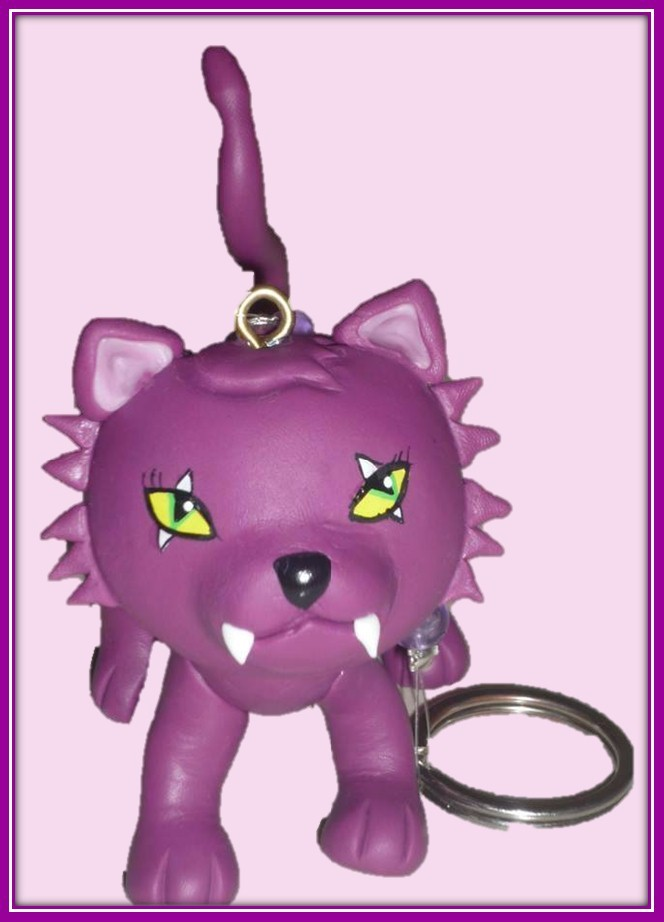 MASCOTA DE CLAWDEEN WOLF MONSTER HIGH